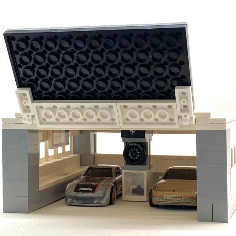 DIY Garage Lego