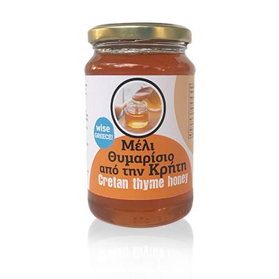 Wise Greece Exclusive Θυμαρίσιο μέλι 450 γρ.