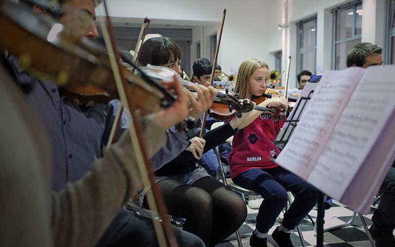 Μαθήματα Βιολίου