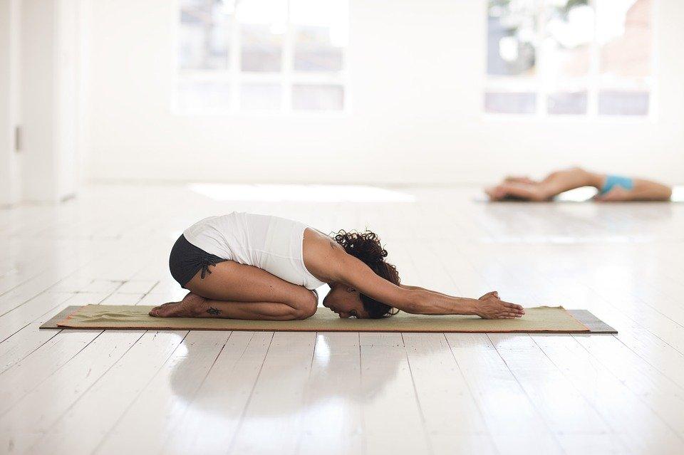 Μάθήμα Yoga